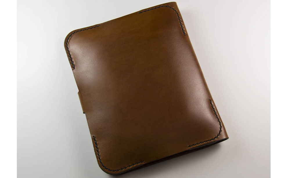 HAND and HIDE Leather Cover review
