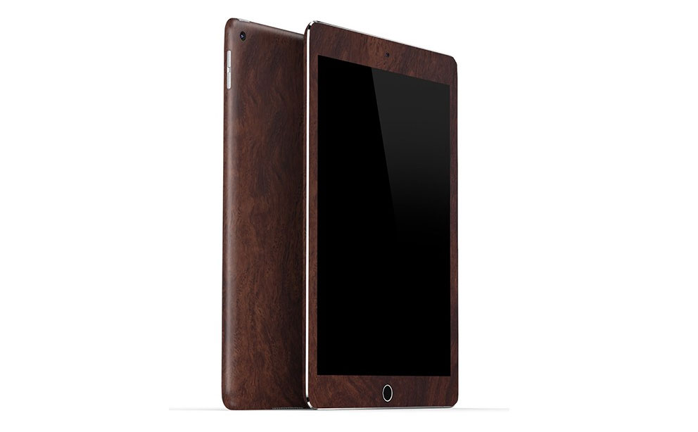Slickwraps Wood Series review