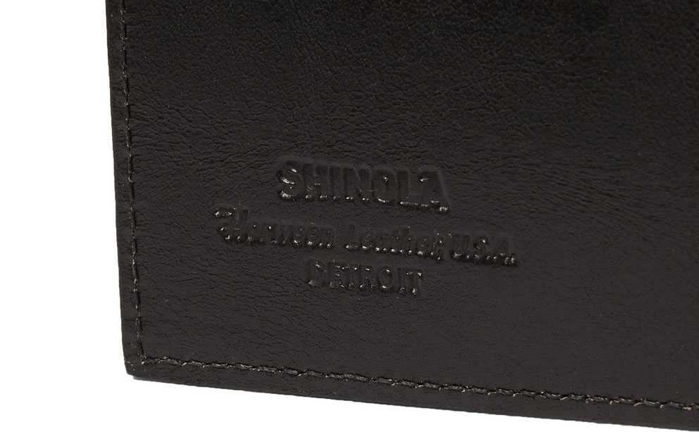 Shinola Journal Cover review