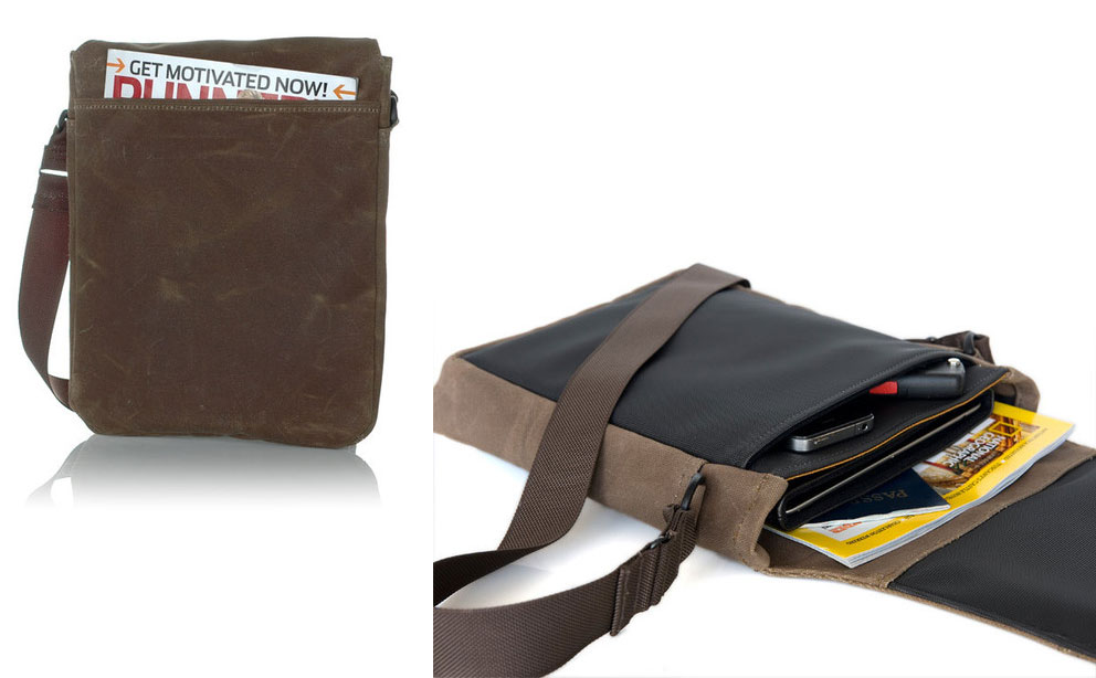 WaterField Muzetto Outback Canvas