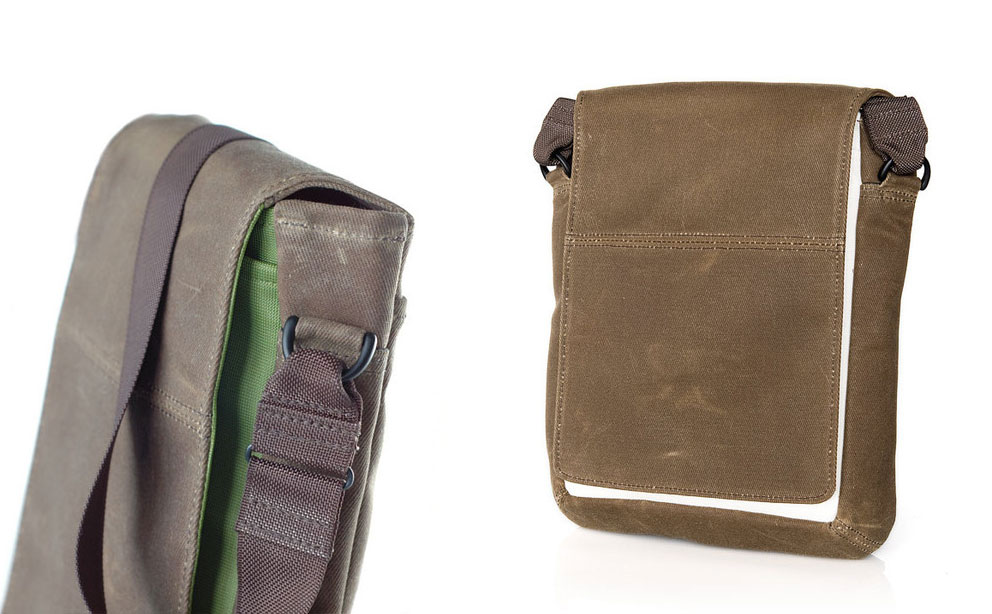 WaterField Muzetto Outback Canvas image