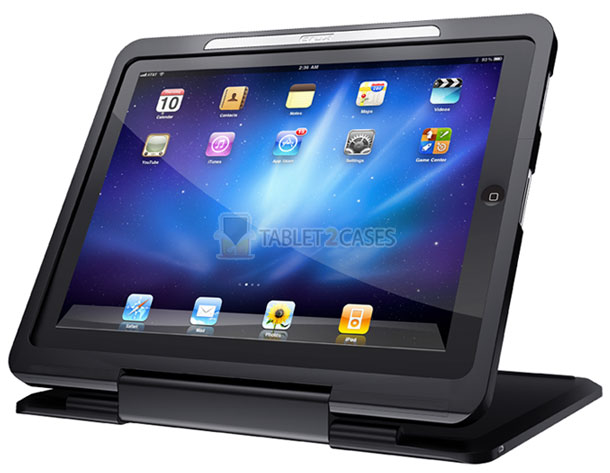 Crux 360 iPad 2 Keyboard clam case