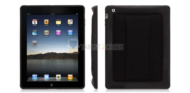 Griffin AirStrap case with hand strap for iPad2