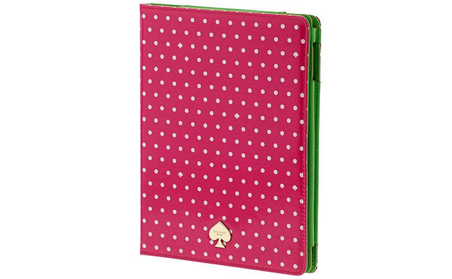 Kate Spade Calls The New Ipad Folio Dot A Spade Tablet2cases